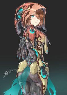 Ivara by Zxpfer on DeviantArt Female Character Design, Character Concept, Character Art, Fantasy Characters, Female Characters, Anime Characters, Female Anime, Female Art, Warframe Art