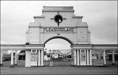 Pleasureland Entrance Gates Southport