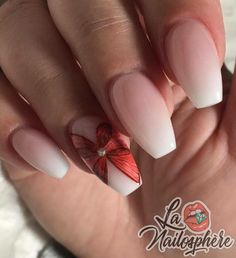 Top 60 nail designs with bows 2018