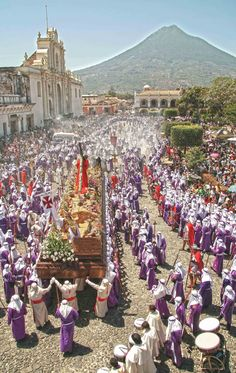 Fact #3 Semana Santa is considered the major celebration in Spain and most Latin American countries.