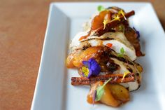 Grilled Chicken with Apple Ginger Chutney