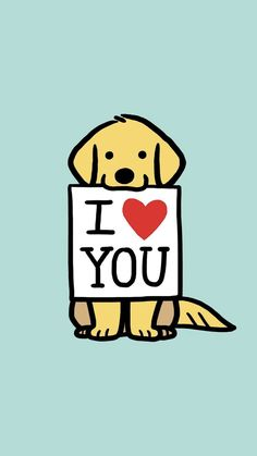I love you Pickle Cute Puppies, Cute Dogs, Dogs And Puppies, Doggies, Puppy Love, I Love Dogs, All Dogs, Tumblr Perro, Animals And Pets