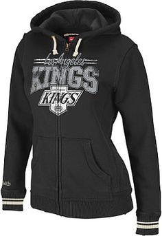 Mitchell Ness La Kings Women S Vintage Hoodie Shop Nhl Com Nhl Apparel Vintage Hoodies La Kings Hockey
