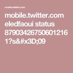 mobile.twitter.com eledfaoui status 879034267506012161?s=09