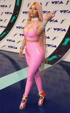 Nicki Minaj: MTV Video Music Awards 2017: Red Carpet Arrivals