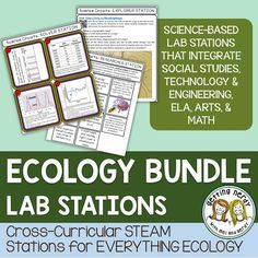 With science as the primary background subject, students will learn about ecology and ecosystems by using Social Studies (which includes history, current events and geography), Technology (computers and engineering), ELA (reading and writing), the Arts (music, art, PE/dance and debate), and Math.