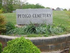 Pedigo Cemetery, Patrick County, Virginia