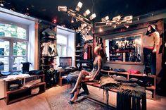 addicted to rock//Vienna//shop design//bar//restaurant//fashion