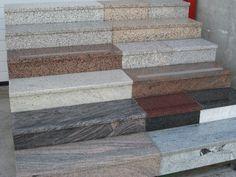 Naturstein Treppen erhalten Sie bei uns in vielen Farbnuancen und Formen.  http://www.naturstein-profi.com/naturstein-treppen-ideale-naturstein-treppen