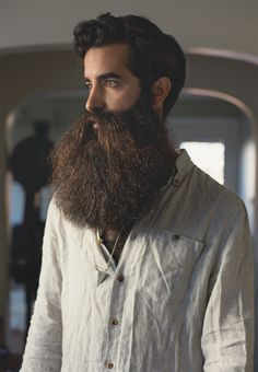 Grooming tips from the man with the world's best beard - Telegraph