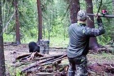 Trophy Hunter Cruelly Kills Black Bear | PASA
