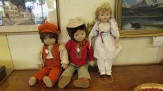 Puppen bei HIOB Zürich  #Schnäppchen #Trouvaille