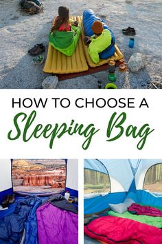 how to choose a sleeping bag |  sleeping bags camping | best sleeping bags camping | sleeping bags camping outdoor | sleeping bags camping backpacking | sleeping bags camping tent | sleeping bags camping tips Camping Kitchen, Diy Camping, Winter Camping, Camping Gear, Camping Hacks, Backpacking, Camping Checklist, Camping Essentials, Tent Camping Organization