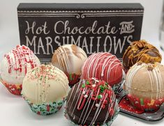 37+ Hot Chocolate Bomb Flavors to Make - The Denver Housewife Chocolate Bomb, Andes Mint Chocolate, Mexican Hot Chocolate, Chocolate Hazelnut, Hershey Chocolate, Chocolate Graham Crackers, Mini Chocolate Chips, Christmas Fudge, Christmas Recipes