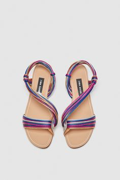 993d8377570 20 Best Rainbow Sandals images