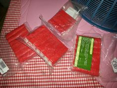 Crab Sticks Crab Stick, Sticks, Gift Wrapping, Fish, Meat, Gifts, Gift Wrapping Paper, Presents, Wrapping Gifts