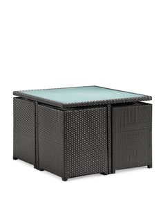 Zuo Turtle Table & Four Chairs (5 pc), $995