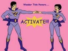wonder twin power