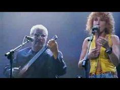 Pino Daniele e Fiorella Mannoia:A che sarà - YouTube