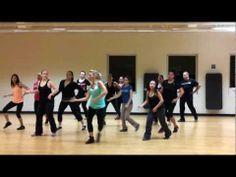 Zumba Dance Fitness Choreography Lovumba Daddy Yankee - YouTube