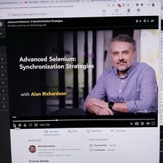 new webdriver course available on link we d in for synchronization  detail in link in profile  #testautomation #WebDriver #java Software Testing, Java, Profile, Detail, Link, User Profile