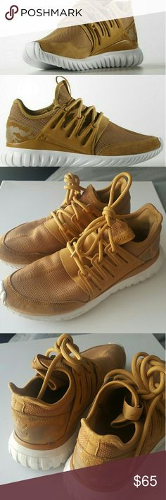 Adidas Tubular Radial Wheat