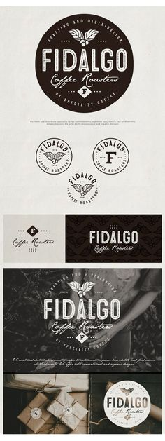 Fidalgo Coffee Roasters Logo