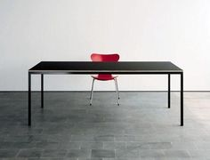 Dining tables | Tables | Lehni table | Lehni | Lehni. Check it out on Architonic