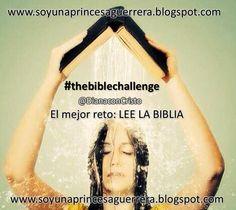 Soy una Princesa Guerrera: Yo acepto el reto!
