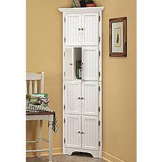 Marvelous 8 Door Corner Cabinet From Seventh Avenue ®   DW53261
