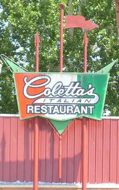 The Elvis Tour of Memphis: Coletta's Restaurant