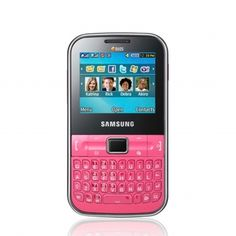 28086bcb Samsung C322 Chat GSM Quadband Phone Unlocked Pink $179.99  www.trewinternetventures.com