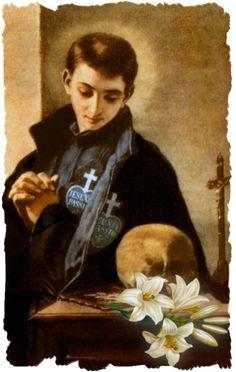 Saint Gabriel of Our Lady of Sorrows