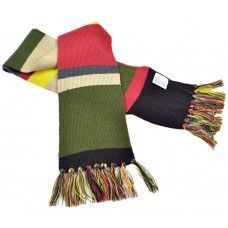Doctor Who: The 4th Doctor's 6 ' Scarf