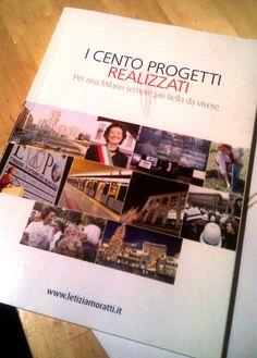 Letizia Moratti's book
