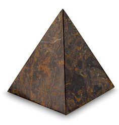 Stromatolite pyramid, 'Life's Essence' by NOVICA