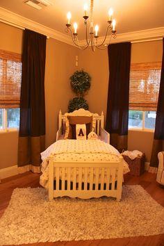 Girl's Room - Toddler's Room