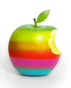 Taste the Rainbow Rainbow Food, Taste The Rainbow, Rainbow Art, Over The Rainbow, Neon Colors, Rainbow Colors, All The Colors, Vibrant Colors, World Of Color