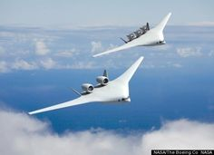 Future of Passenger Planes Revealed