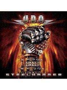 Steelhammer por U.D.O. $17.99 (euros) CD Digipak, Edición Limitada en EMP Rock Mailorder España : La más grande venta por correo de Merchandising Oficial Musica Metal / Hard rock / Heavy / Gótico / Militar/ Lolita & Punk Style ..de Europa !