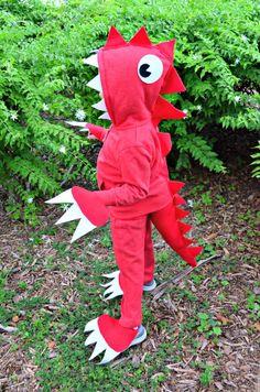 No Sew Dinosaur Costume using the Cricut Maker - Sew Woodsy Toddler Dinosaur Costume, Dinosaur Halloween Costume, Dino Costume, Toddler Boy Halloween Costumes, Halloween Crafts For Kids, Diy Costumes For Boys, Children Costumes, Costume Ideas, Homemade Halloween