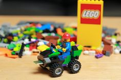 Lego Pendrive Quad cool
