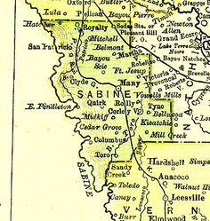 sabine.jpg (700×739). Sabine, Natchitoches Parish Louisiana