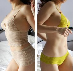 sew your own lingerie. cute pattern.
