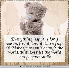 Beautiful Teddy Bear Love Quotes - Cute Quotes Teddy Bear Quotes Bear Quote Teddy Bear Pictures You And I Fit Together Like These Cute Teddies Happy Teddy Bear Teddy Bear Quotes We Need. Tatty Teddy, Teddy Bear Quotes, Teddy Bear Pictures, Teddy Images, Hug Pictures, Bear Pics, Hug Quotes, Birthday Wishes For Friend, Blue Nose Friends