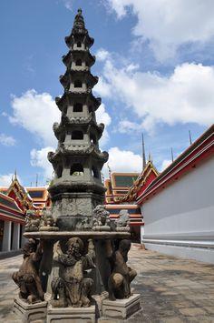 WAT PHO (Le Temple du Bouddha Couché)