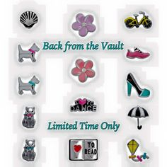 back from the vault! dont miss out on getting these cute charms! #origamiowl #cute #charms #popular