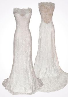 Claire Pettibone'e Sky Between The Branches--i love this cut and shape.