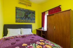 Bali RedDoorz @ Patimura Legian 2 Indonesia, Asia Set in a prime location of Bali, RedDoorz @ Patimura Legian 2 puts everything the city has to offer just outside your doorstep. The hotel offers guests a range of services and amenities designed to provide comfort and convenience. Free Wi-Fi in all rooms, 24-hour front desk, luggage storage, Wi-Fi in public areas, car park are just some of the facilities on offer. Guestrooms are fitted with all the amenities you need for a good...
