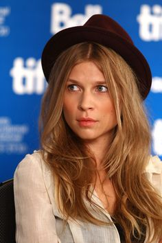 """""""127 Hours"""" Press Conference - 2010 Toronto International Film Festival. In This Photo: Clemence Poesy"""
